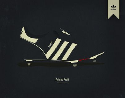 Adidas football boots. This project has no affiliation with Adidas and is simply a personal project about my favourite boots.
