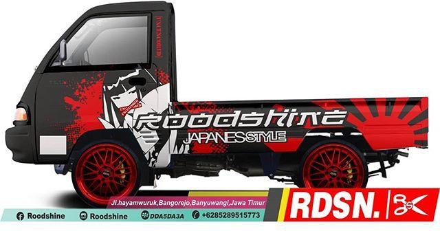 Roodshine Sticker Roodshine Foto Dan Video Instagram Mobil Gambar Karakter Desain