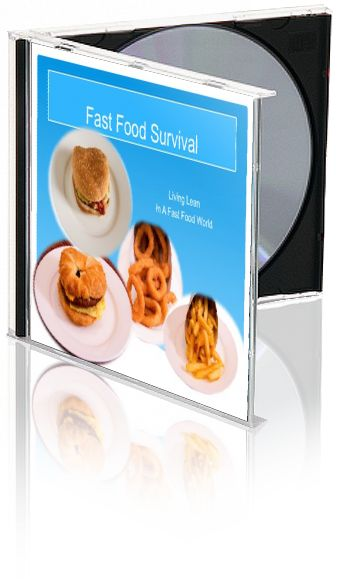 Eating on the Go: Fast Food Alternatives PowerPoint and Handout Lesson