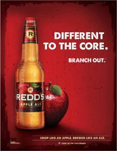 REDDS Apple Ale (commercial)