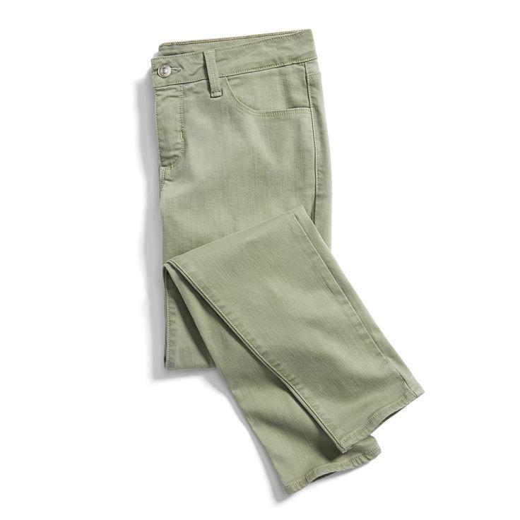 Seems like a nice alternative to jeans. Stitch Fix Summer Styles: Olive Skinny Jeans