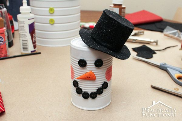 easy christmas crafts for kids to make - Google Search: