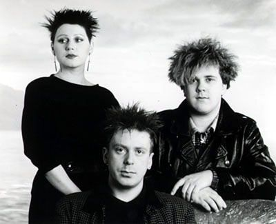 Cocteau Twins in their glory days...got the chance to see them once in 1991.