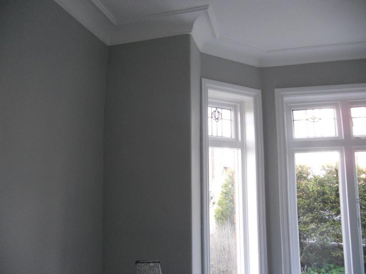 Farrow and Ball Pavilion Grey