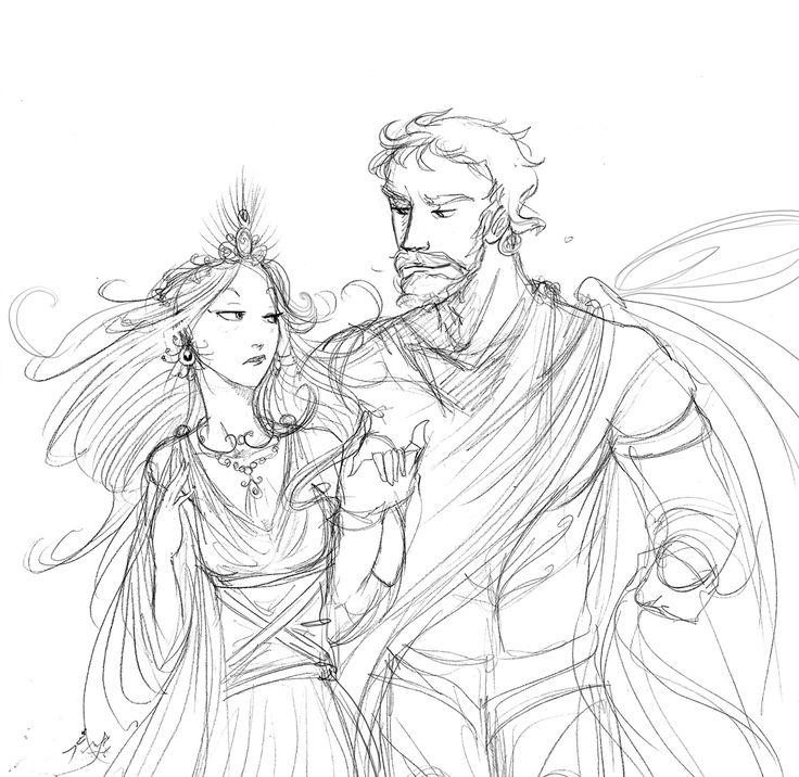 Zeus et Héra