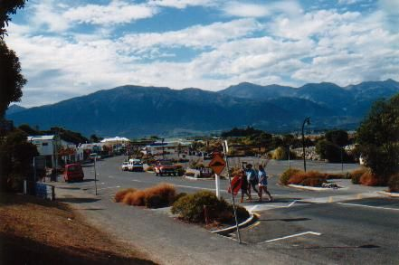 Kaikoura Town - South Island Loved it here