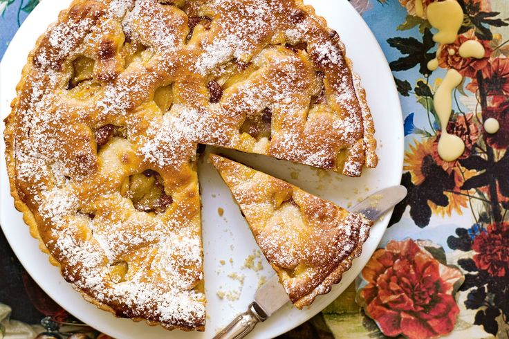 This+gourmet+version+of+apple+tart+is+perfect+for+winter+entertaining.