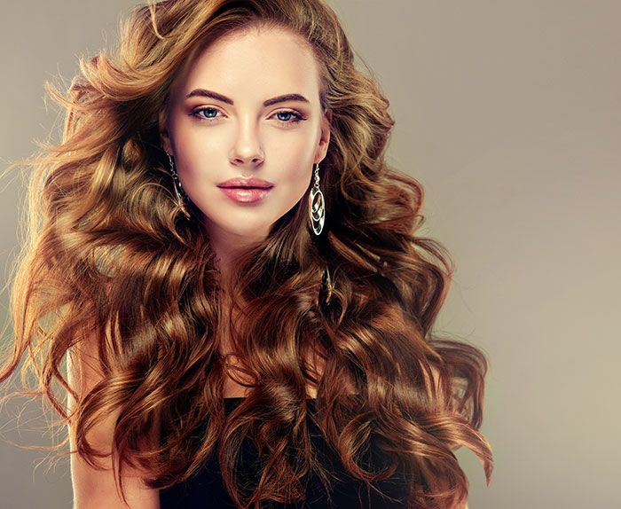 High Volume Is The One Of Most Popular HairstyleHair Extensions Can Help You