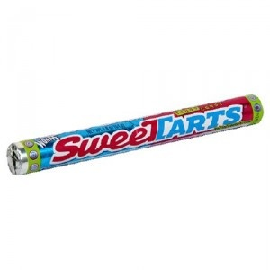Sweettarts - My favorite candy when I was a child. It still is :-)