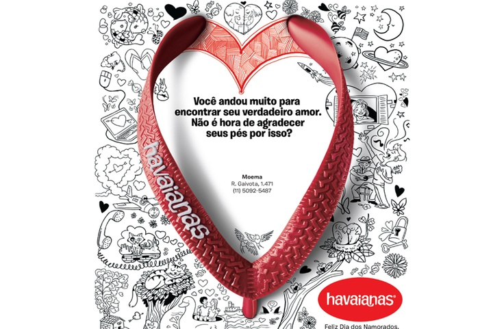 havaianas advertisement Free shipping on havaianas flip-flops for women, men and kids at nordstromcom shop sandals for girls interest-based ads.