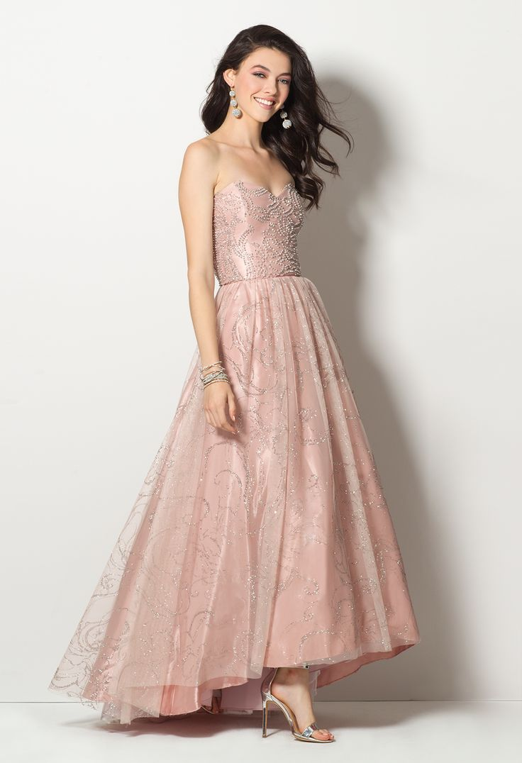 183 best PROM DRESSES: HIGH-LOW images on Pinterest
