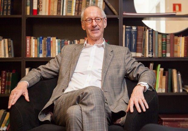 John Howkins (Foto: Divulgação )
