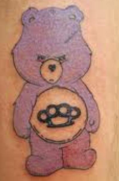 care care bears tattoos