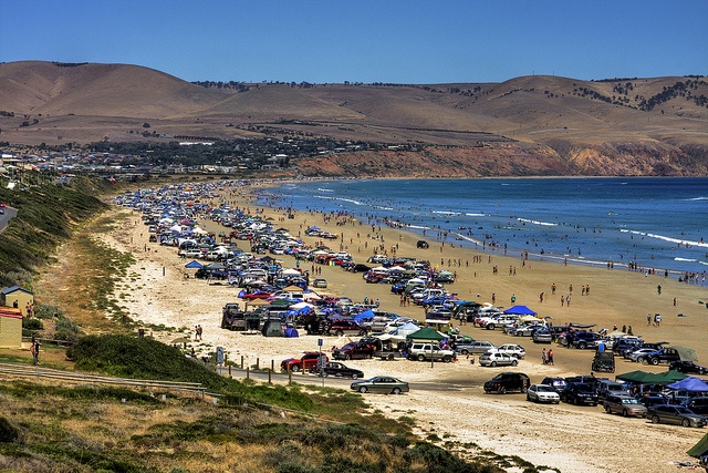 Aldinga Beach is an outer southern suburb of Adelaide, South Australia. It lies within the City of Onkaparinga and has the postcode 5173. At the 2011 Census, Aldinga Beach had a population of 9,697.