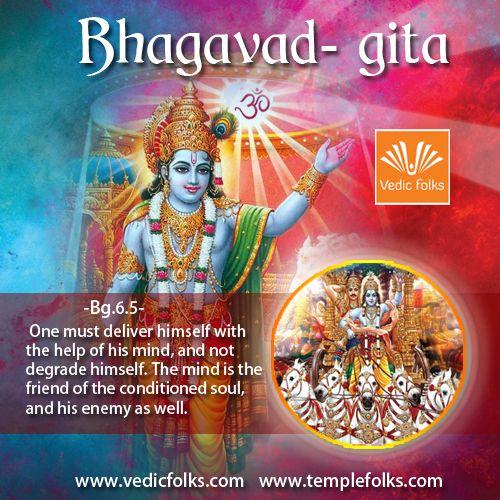 Best 241 Bhagavad Gita Quotes. Images On Pinterest