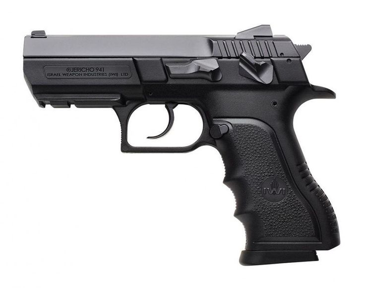"""IWI JERICHO 941 40 S&W PSL 3.8"""" 12 RD - $389.99 ($19.74 Shipping)   Slickguns   gun.deals"""