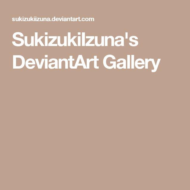 SukizukiIzuna's DeviantArt Gallery