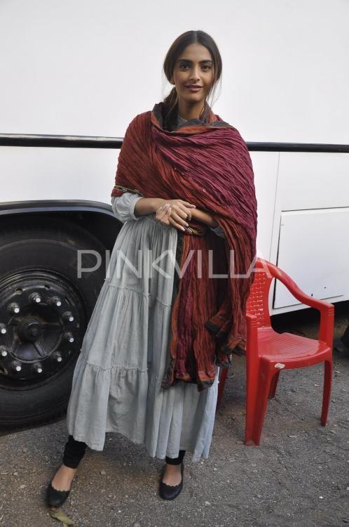 Sonam Kapoor's Neerja Promotions On in Full-Swing