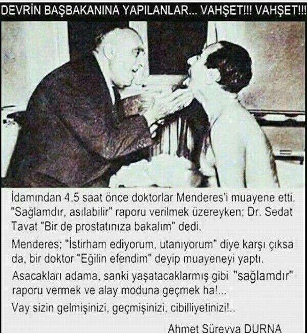 #AdnanMenderes #Türkiye