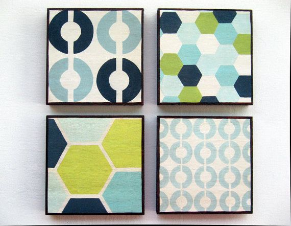 Wall Decoration  Choose Your Combination by Lunartics on Etsy, €260.00