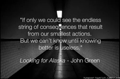 Looking For Alaska Book: 120 Best Images About Looking For Alaska On Pinterest