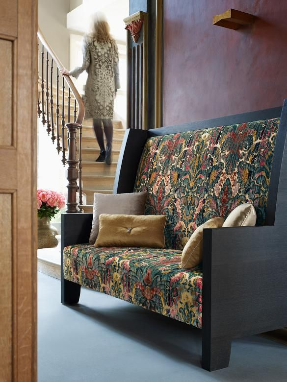 Ardecora by Zimmer + Rohde #SalonsInterija  #Designer Fabrics & Wallcoverings, Upholstary Fabrics