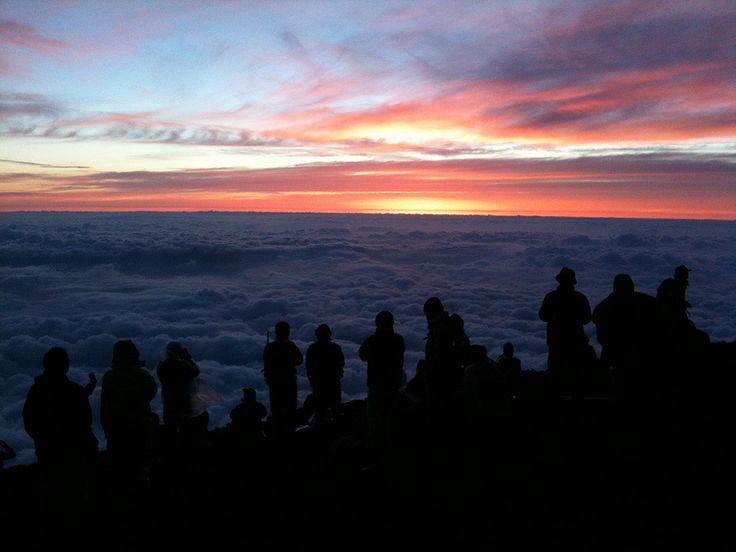 Mt. Fuji Peak