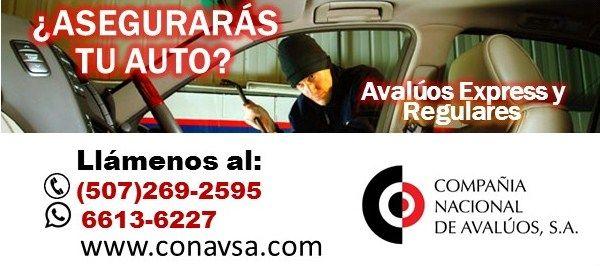 Por protección de sus propiedades...  #Panama #Avaluos #Compra #Autos #Seguros #Aseguradoras #Banco