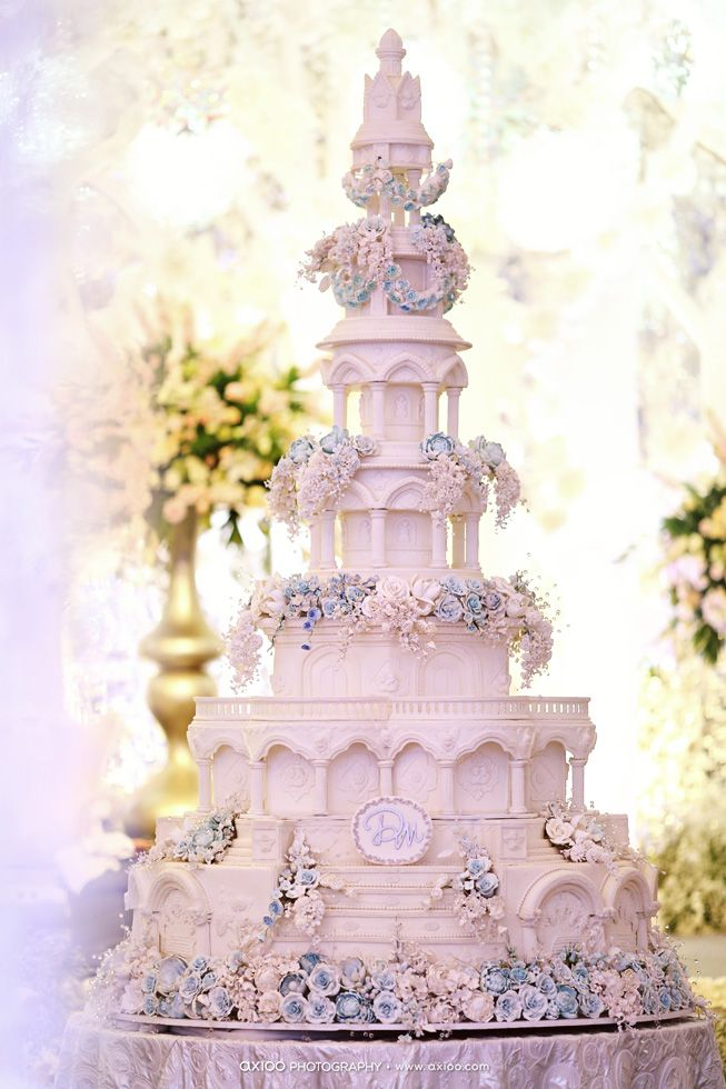 Indian Wedding Cakes Pictures