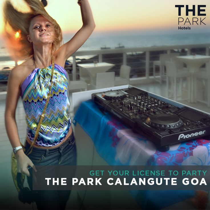 Shake and stir at The Park Calangute Goa as we set the stage to bring in the New Year spirit. The party is on and we'd love for you to be here. To visit us tonight for Goa's biggest party, please call: +91 832 2267600