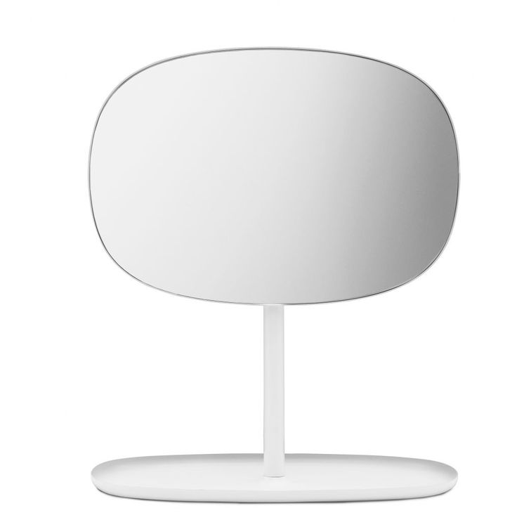 Stolní zrcadlo White | Nordic Day