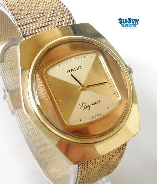 Vintage RADO Elegance Dress Watch