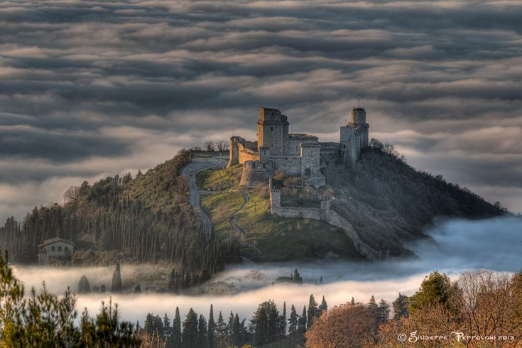 Rocca Maggiore (Fortress) - Assisi - Another good reason to visit Umbria...