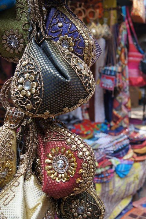 Delhi Haat Market, New Delhi, India