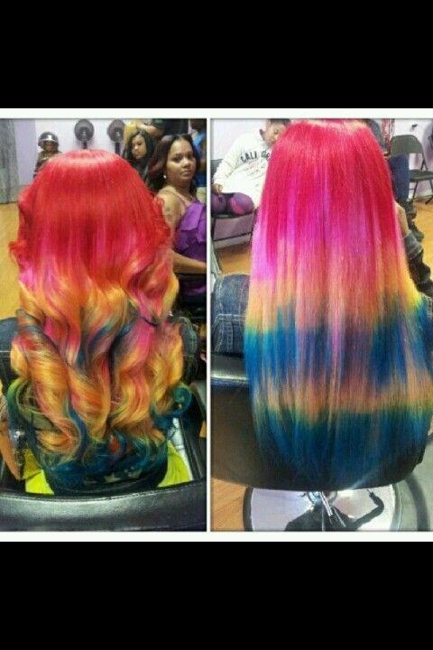 Fabulous 1000 Images About Hair On Pinterest Bobs Short Weave Short Hairstyles For Black Women Fulllsitofus