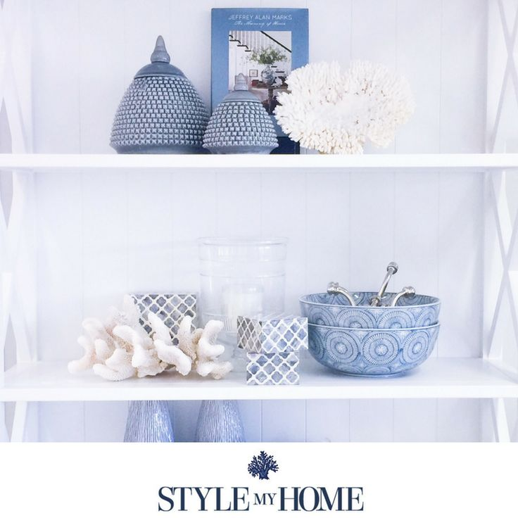 'South Beach' Display Bookcase