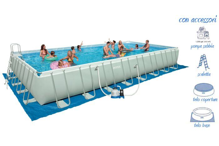 M s de 1000 ideas sobre piscinas intex en pinterest como for Ideas para piscinas intex
