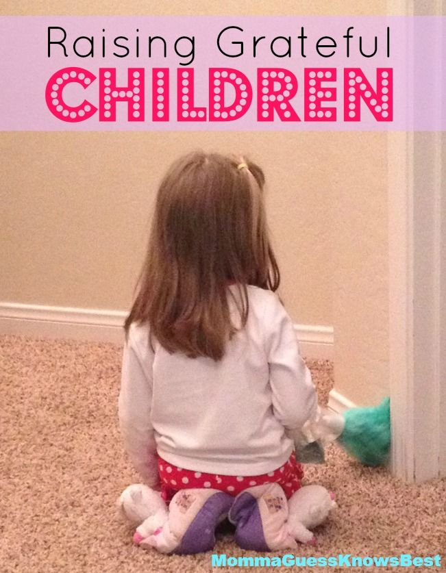 It's a Tuesday morning, not even 9:00am yet, and my 4 year old daughter has already unloaded the dishwasher, sorted a load of laundry, and vacuumed up her breakfast mess in the kitchen. My middle f...