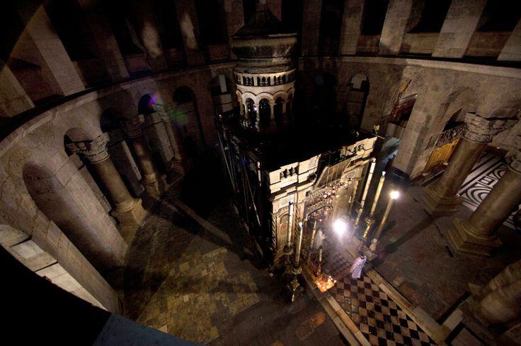 Συγκλονίζουν τα ευρήματα στον Πανάγιο Τάφο στα Ιεροσόλυμα: «Τα γόνατά μου έτρεμαν», λέει ερευνητής   iefimerida.gr
