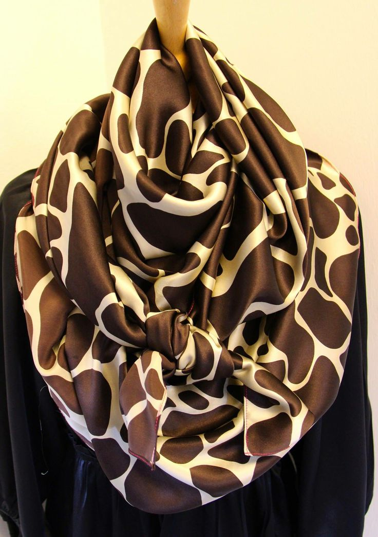 Girafe Brown & Beige