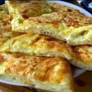 Быстрое хачапури к завтр…