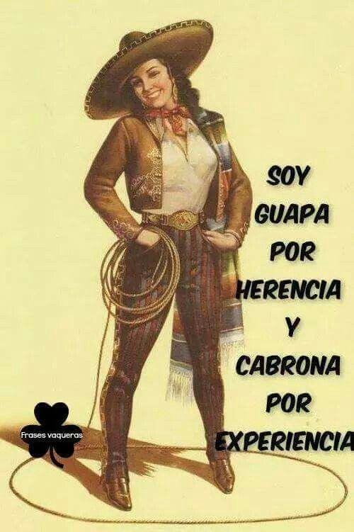 Vaquero Mexicano Frases