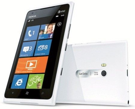 Nokia Lumia 900 enhanced the power of vision and clarity by having 8mp (mega-pixels) Powered by CarlZeiss Optics. It runs on the Microsoft Windows Phone 7.5 Mango Operating System.