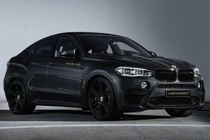 Manhart offre 700 ch à la BMW X6 M : la puissance en ligne de mire - http://www.leshommesmodernes.com/manhart-bmw-x6-m/
