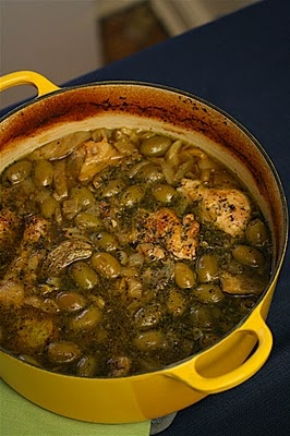 Moroccan chicken, Preserved lemons and Olives on Pinterest