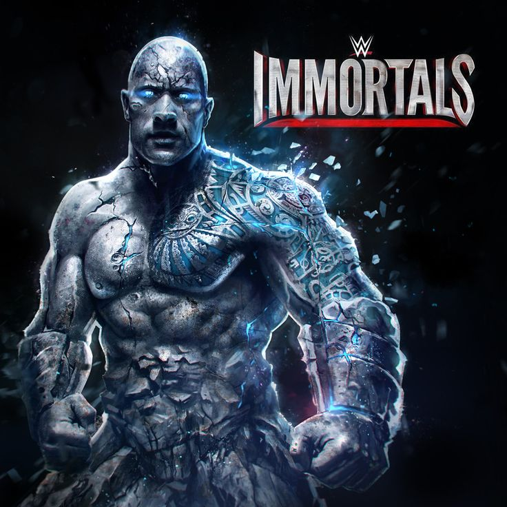 WWE Immortals , Daniel Cortés on ArtStation at https://www.artstation.com/artwork/2Ly5A