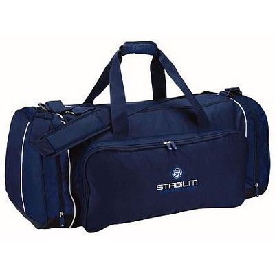 The Big Stadium Promotional Kit Bag Min 25 - Bags - Sports Bags & Duffels - EL-B4391 - Best Value Promotional items including Promotional Merchandise, Printed T shirts, Promotional Mugs, Promotional Clothing and Corporate Gifts from PROMOSXCHAGE - Melbourne, Sydney, Brisbane - Call 1800 PROMOS (776 667)