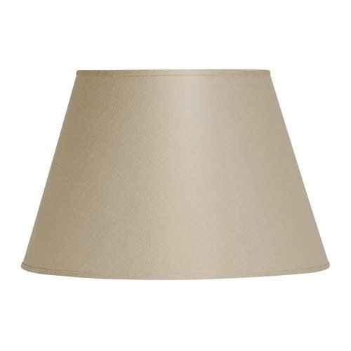 LAURA ASHLEY SNB616 CALAIS 16-INCH BARREL SHADE, CREAM - Click image twice for more info - See a larger selection of lamp shades at http://tablelampgallery.com/product-category/lamp-shades/ - home, home decor, lamp accessories, desk lamp accessories, home ideas, lightning, gift ideas