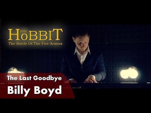 The Last Goodbye - Billy Boyd (Piano Instrumental Cover by Mr. Pianoman) - YouTube