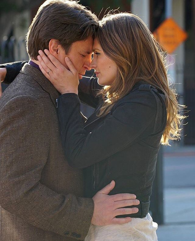 "Castle season 8 episode 22 ""Crossfire"". The season finale and the final episode with Kate Beckett"